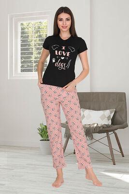 Berland - Berland 3253 Kadın Pijama Takımı