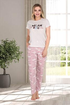 Berland - Berland 3256 Kadın Pijama Takımı