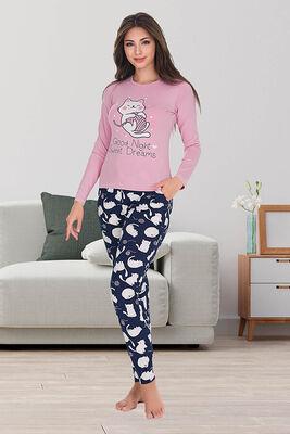 Berland - Berland 3307 Kadın Pijama Takımı