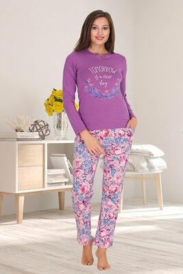 Berland - Berland 3311 Kadın Pijama Takımı