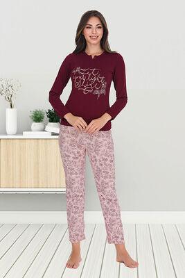 Berland - Berland 3312 Kadın Pijama Takımı
