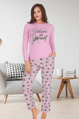 Berland - Berland 3314 Kadın Pijama Takımı