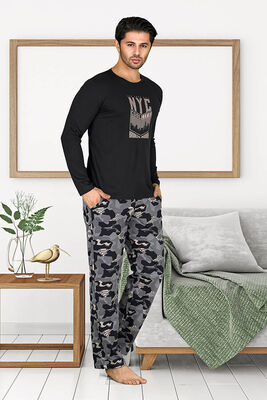 Berland - Berland 3767 Erkek Pijama Takımı