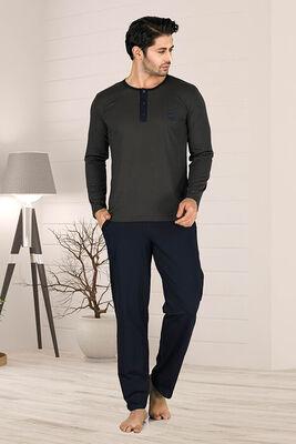Berland - Berland 3779 Erkek Pijama Takımı