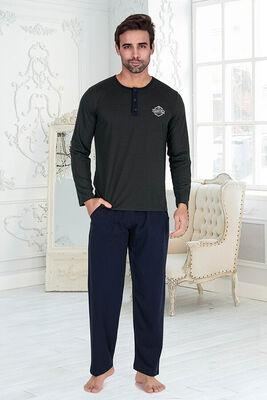Berland - Berland 3798 Erkek Pijama Takımı