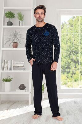 Berland - Berland 3813 Erkek Pijama Takımı