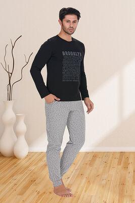 Berland - Berland 3854 Erkek Pijama Takımı