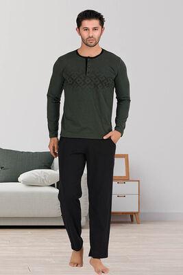 Berland - Berland 3863 Erkek Pijama Takımı