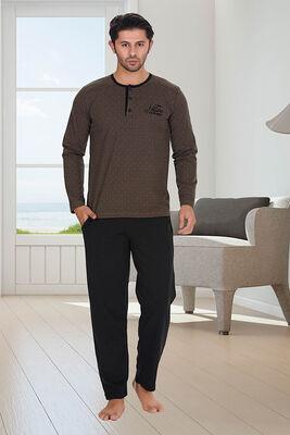 Berland - Berland 3866 Erkek Pijama Takımı