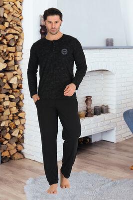 Berland - Berland 3873 Erkek Pijama Takımı
