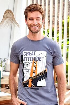 Berrak - Berrak 4083 Erkek T-Shirt
