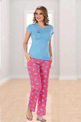 Berland - Berland 3016 Bayan Pijama Takımı