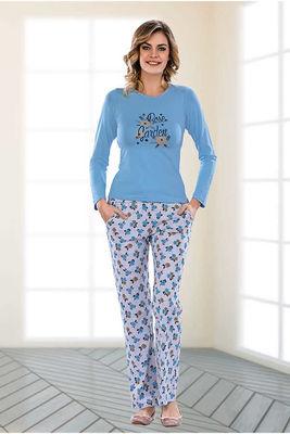 Berland - Berland 3035 Bayan Pijama Takımı