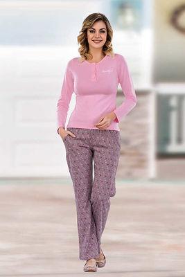 Berland - Berland 3037 Bayan Pijama Takımı