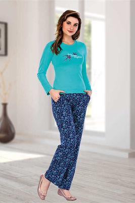 Berland - Berland 3038 Bayan Pijama Takımı