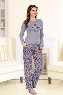 Berland - Berland 3044 Bayan Pijama Takımı