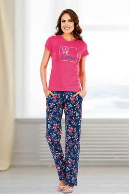 Berland - Berland 3051 Bayan Pijama Takımı