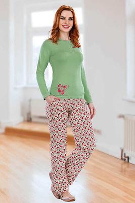 Berland - Berland 3055 Bayan Pijama Takımı