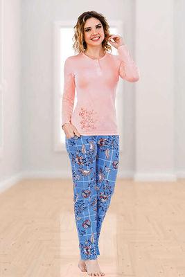 Berland - Berland 3056 Kadın Pijama Takımı
