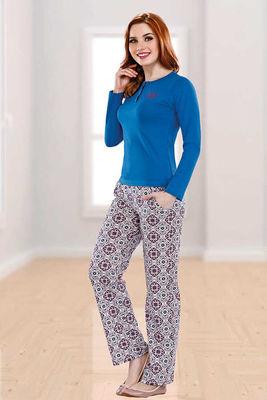 Berland - Berland 3059 Kadın Pijama Takımı