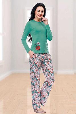 Berland - Berland 3063 Bayan Pijama Takımı
