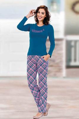 Berland - Berland 3065 Bayan Pijama Takımı