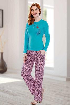 Berland - Berland 3070 Kadın Pijama Takımı