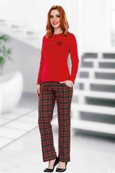Berland - Berland 3075 Kadın Pijama Takımı