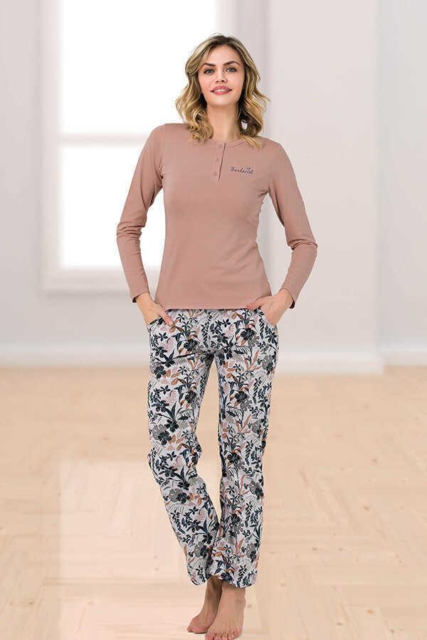 Berland 3078 Bayan Pijama Takımı