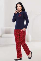 Berland - Berland 3088 Bayan Pijama Takımı