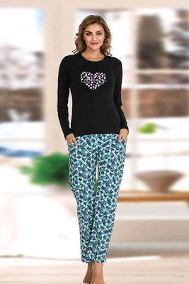 Berland - Berland 3089 Bayan Pijama Takımı