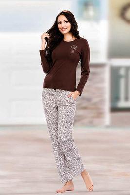 Berland - Berland 3095 Kadın Pijama Takımı