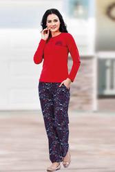 Berland - Berland 3096 Bayan Pijama Takımı