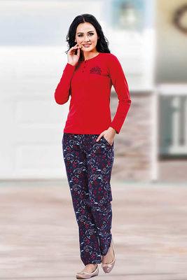 Berland - Berland 3096 Kadın Pijama Takımı