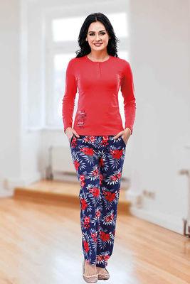Berland - Berland 3098 Kadın Pijama Takımı