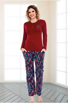 Berland - Berland 3100 Kadın Pijama Takımı