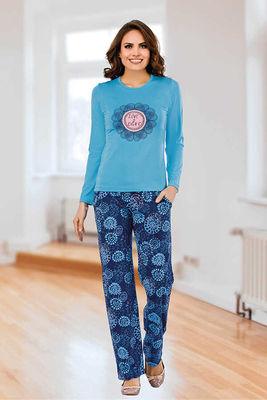 Berland - Berland 3107 Bayan Pijama Takımı