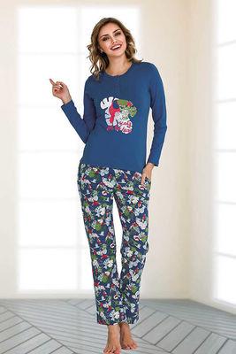 Berland - Berland 3109 Bayan Pijama Takımı