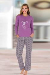 Berland - Berland 3110 Kadın Pijama Takımı