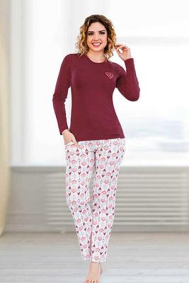 Berland - Berland 3115 Bayan Pijama Takımı