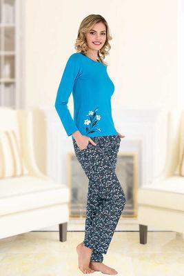 Berland - Berland 3135 Kadın Pijama Takımı