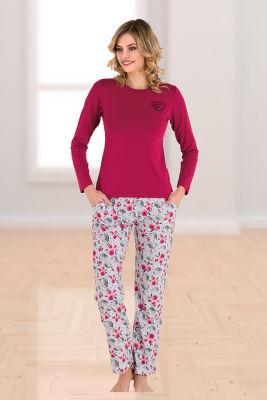 Berland - Berland 3136 Kadın Pijama Takımı