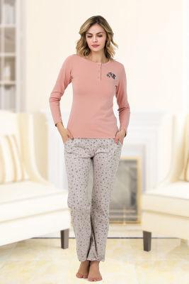Berland - Berland 3146 Kadın Pijama Takımı