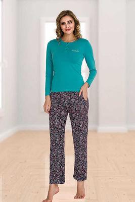 Berland - Berland 3152 Bayan Pijama Takımı