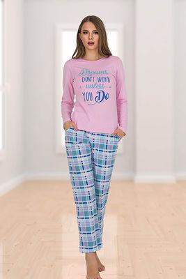 Berland - Berland 3174 Bayan Pijama Takımı