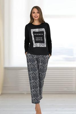 Berland - Berland 3175 Kadın Pijama Takımı