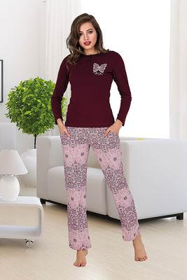 Berland - Berland 3178 Bayan Pijama Takımı