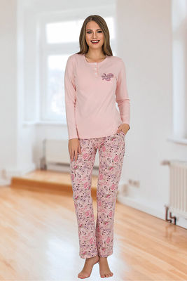Berland - Berland 3180 Kadın Pijama Takımı