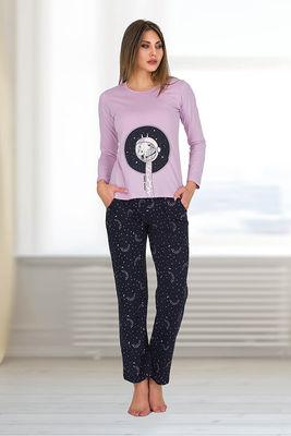 Berland - Berland 3187 Bayan Pijama Takımı