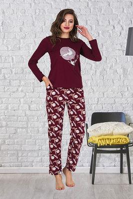 Berland - Berland 3206 Bayan Pijama Takımı